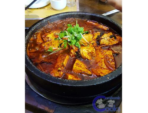 Food Review: China – Spicy Korean Tofu Soup